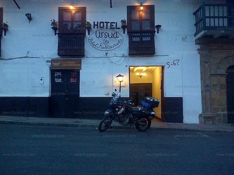 Tour de l'Amérique du sud en KLR part I IMG-20130803-00148