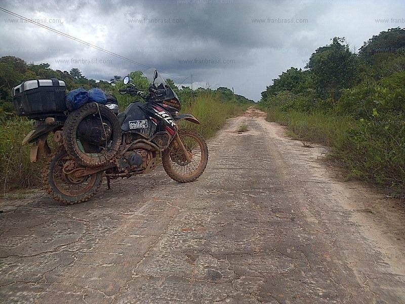 Tour de l'Amérique du sud en KLR part I IMG-20140118-00726